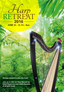 Harp retreat Flyer LORES